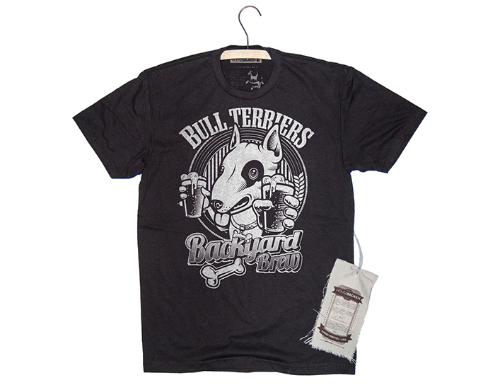 MEN'S - CRAFT BEER BULL TERRIER