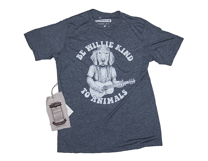 MEN'S - BE WILLIE KIND TO ANIMALS