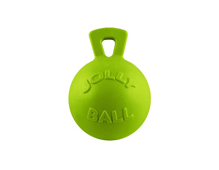 "JOLLY BALL TUG-N-TOSS™ 4.5""졸리볼 터그 4.5"""